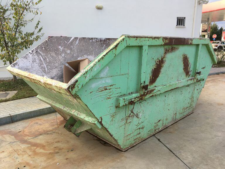 Jelenia Góra odpady budowlane