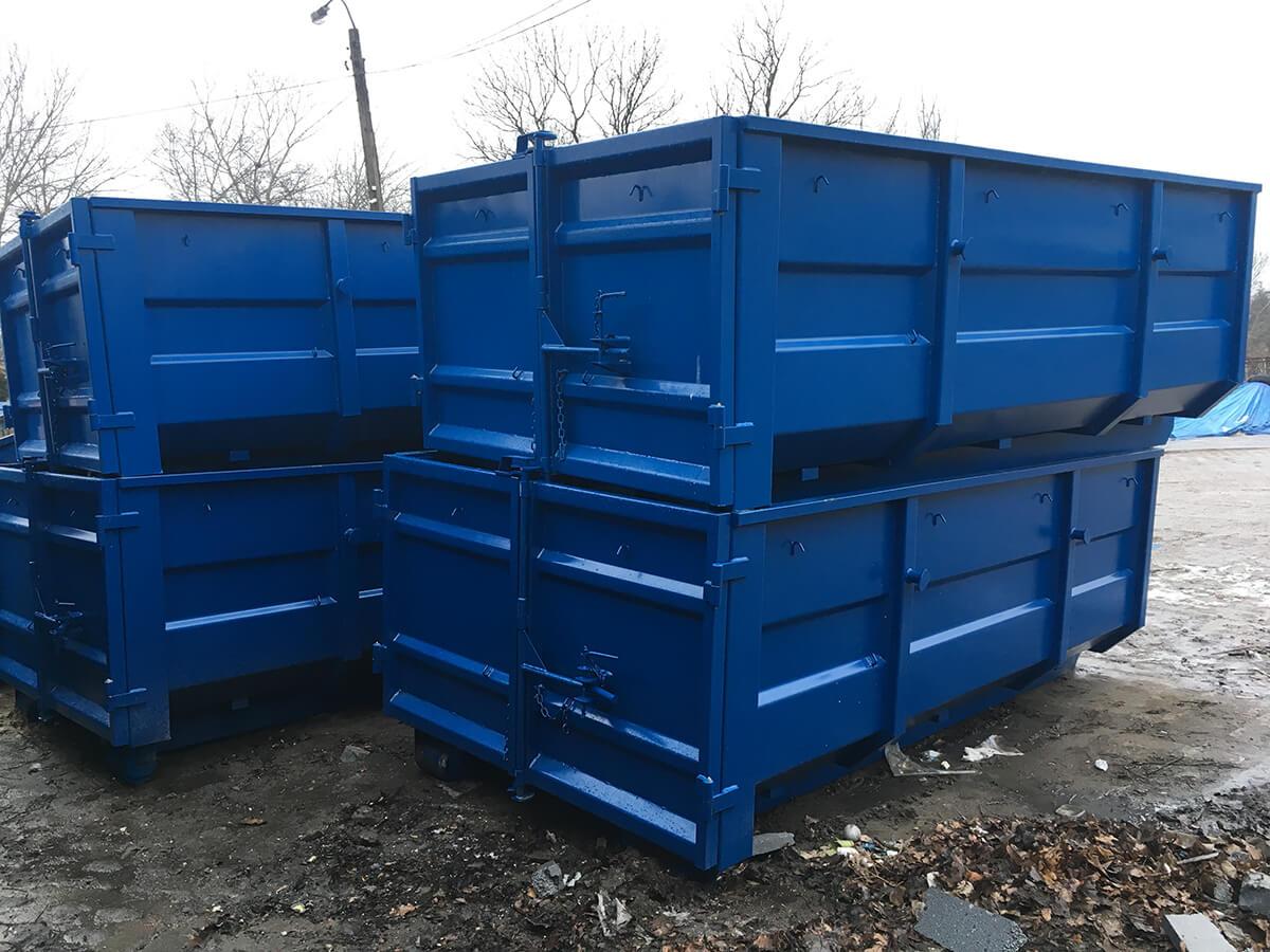 kontenery na gruz Gruznet