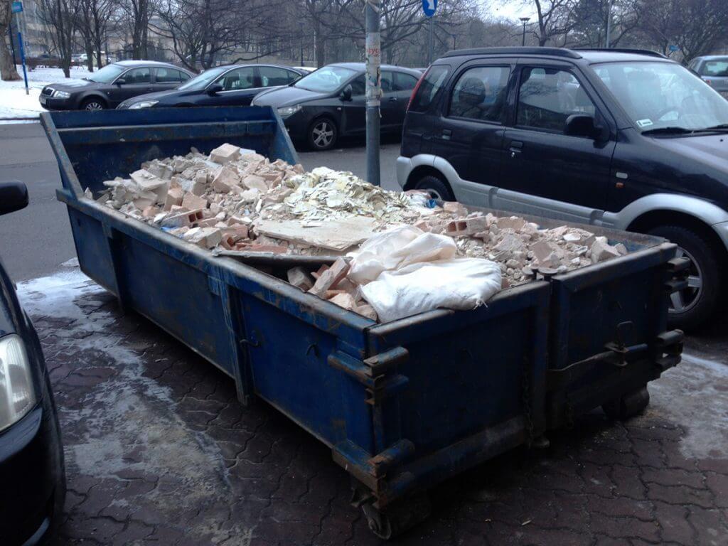 Kontenery na gruz Olsztyn
