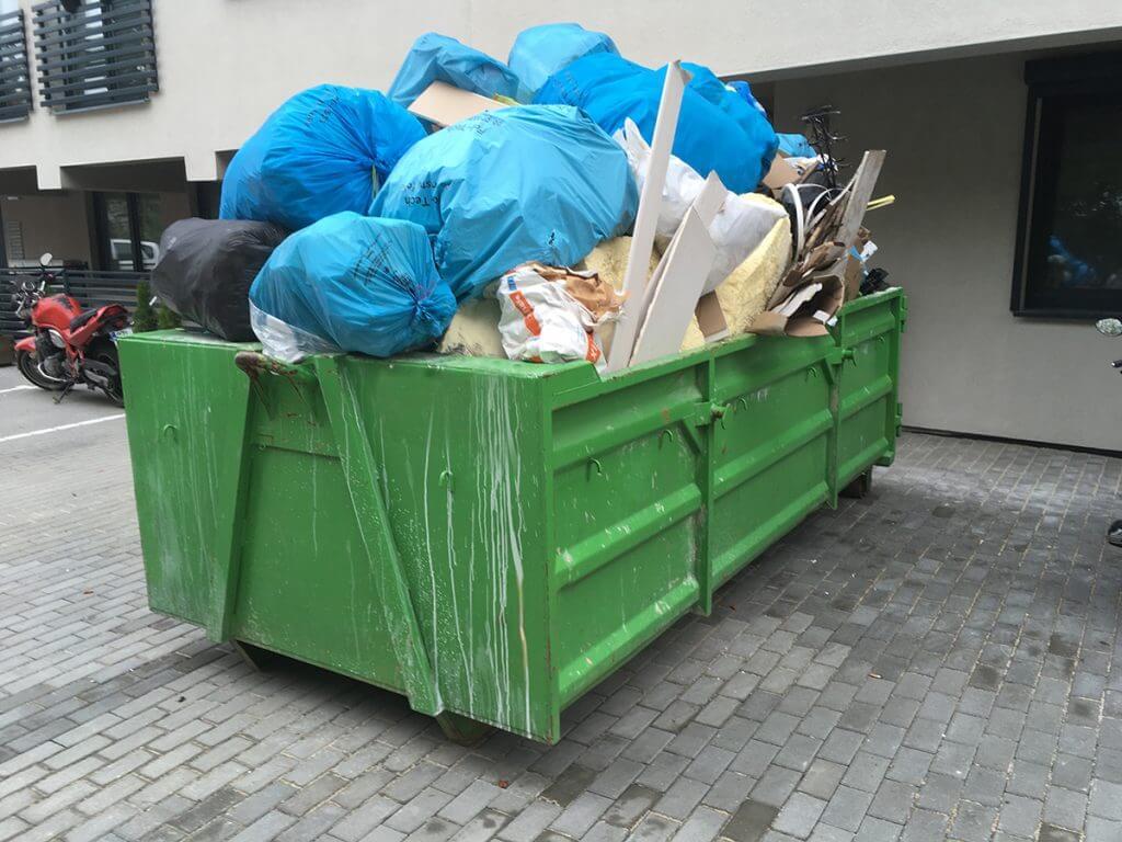 Kontenery na gruz Ostrów Wielkopolski