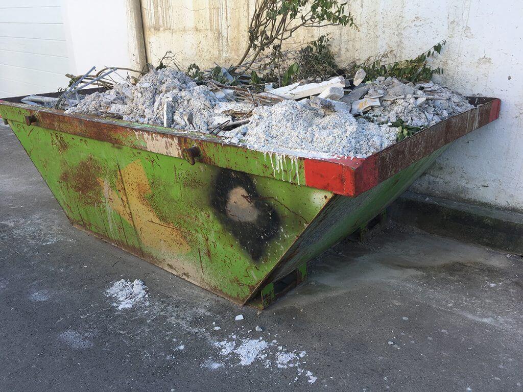 Kontenery na gruz Września