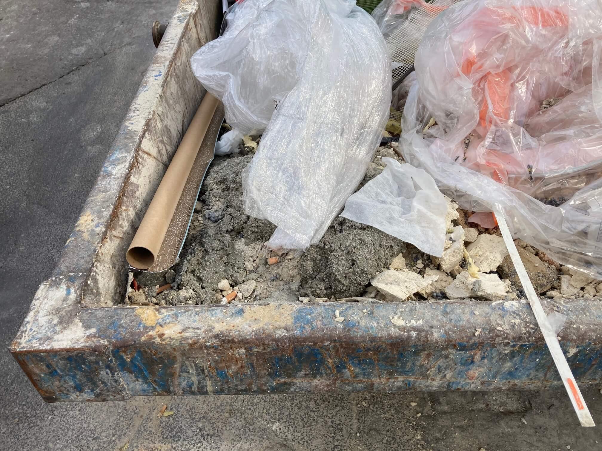 kontenery na odpady budowlane Gdańsk