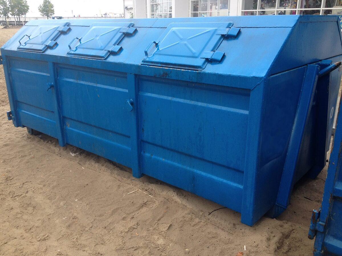 wywóz odpadów opakowaniowych